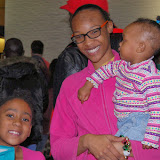 WBFJ Christmas for the City - Benton Convention Center- Winston-Salem First - 12-21-13