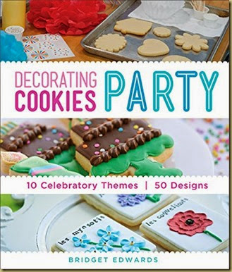 Decorating Cookies Party cover - Thoughts in Progress