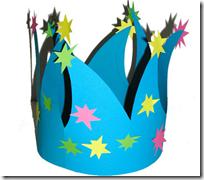 corona para disfraz