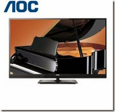 Snapdeal: Buy AOC LE 40 A1330/61 40 Inches Full HD LED SNB Television at Rs. 31962