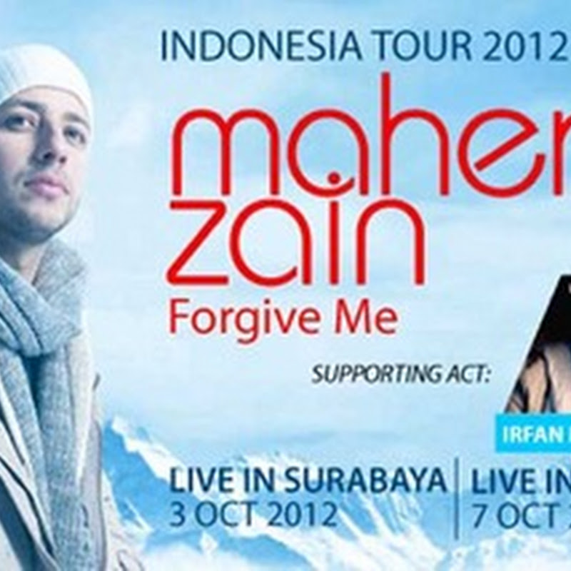 "Konser Maher Zein ""Forgive Me"" Indonesia Tour 2012"