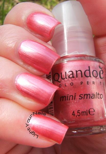 Quando è mini rosa perlato