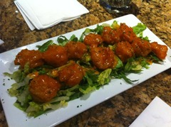 Sweet Chilli Shrimp