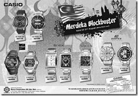 Casio-Merdeka-Blockbuster-Sales-2011-EverydayOnSales-Warehouse-Sale-Promotion-Deal-Discount