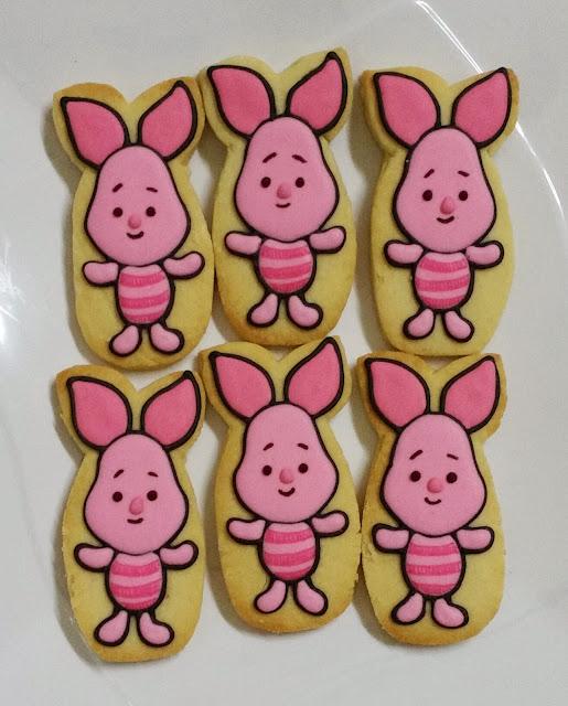 piglet cookies