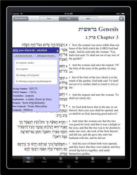 HebrewBiblev5 0