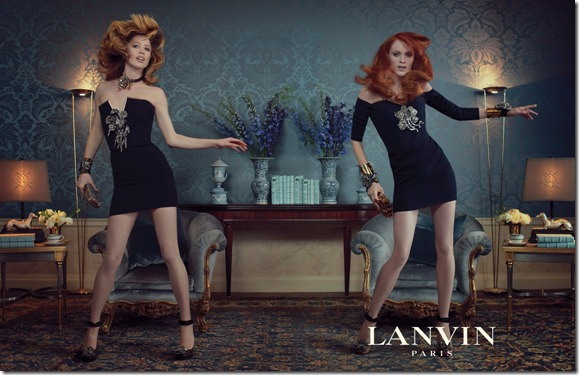lanvin campaign fall winter 2012