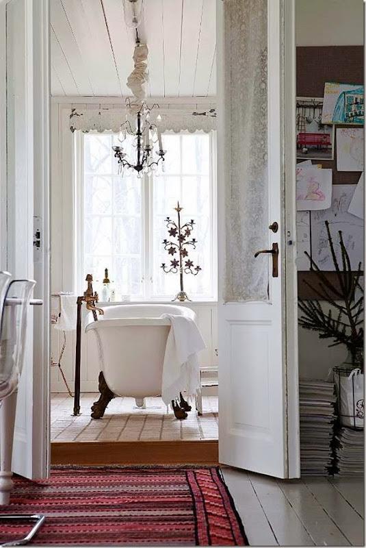 case e interni - stile scandinavo - country chic - bianco (7)