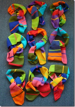 9-sjaals