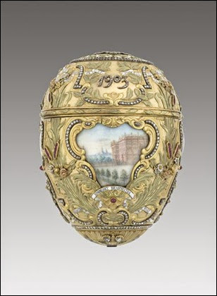 Imperial Peter The Great Easter Egg, 1903