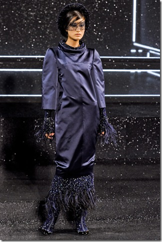 Chanel Fall 2011 Dress (nay)
