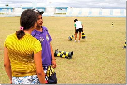 Escolas Municipais de Campo Redondo preparam atletas para fase final dos Jerns 2013 2