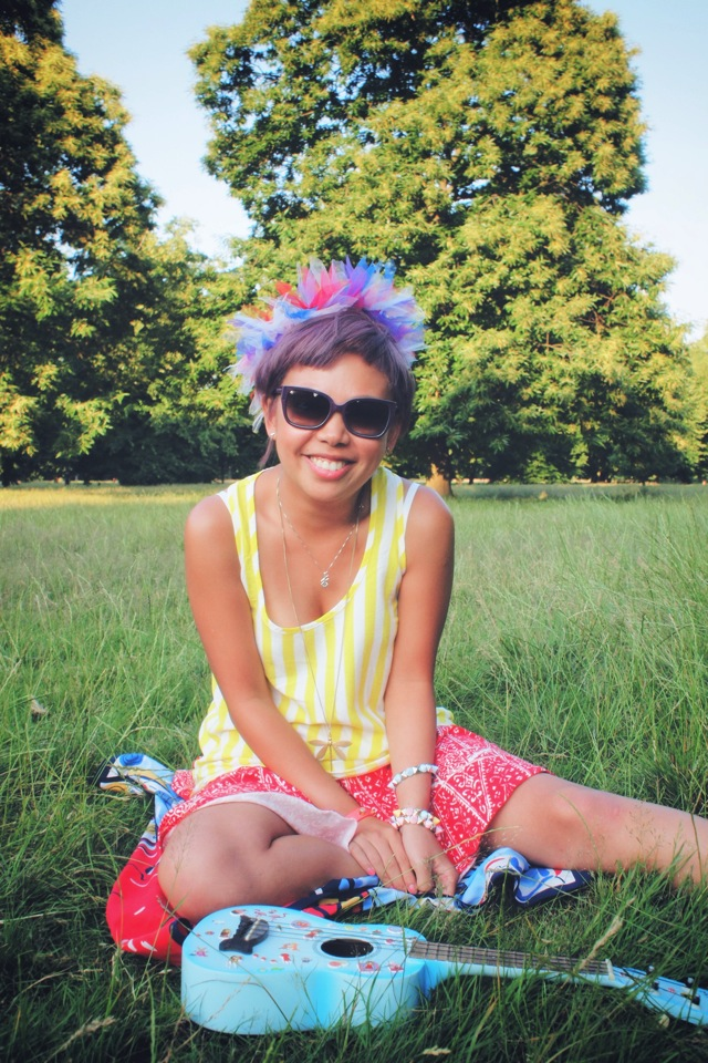 me at hyde park