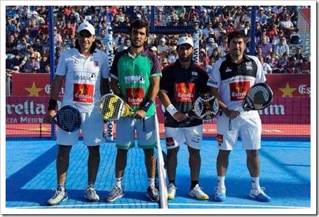Mieres-Lima Campeones WPT en la prueba Puerto de Santa María International Open.