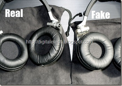 fake vs real pioneer hdj2000 --5