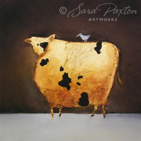 Golden Cow Sara Paxton