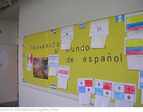 'Welcome to the World of Spanish' photo (c) 2008, Michael Coghlan - license: http://creativecommons.org/licenses/by/2.0/