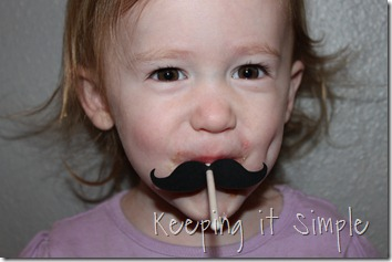 mustache vday