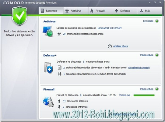 Comodo IS Premium _2012-robi_wm