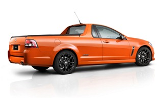 Holden VF SSV ute rear - Simple Layers