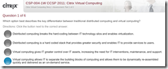CSP-004-1W CCSP 2011 Q1