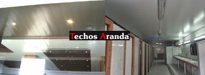 Techos de aluminio en Lucena