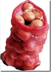 soğan çuvalı