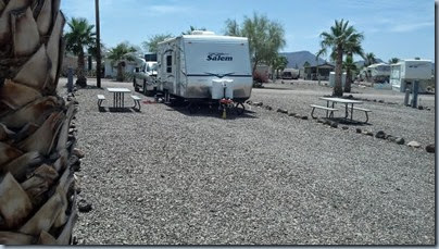 black rock rv park