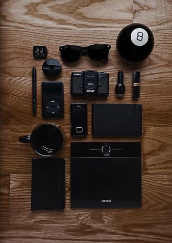 IPod Classic black 1