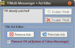 Yahoo Multi Messenger