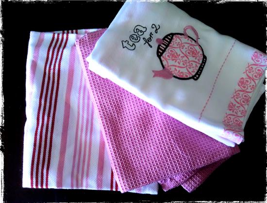 Tea Towel Tote 001
