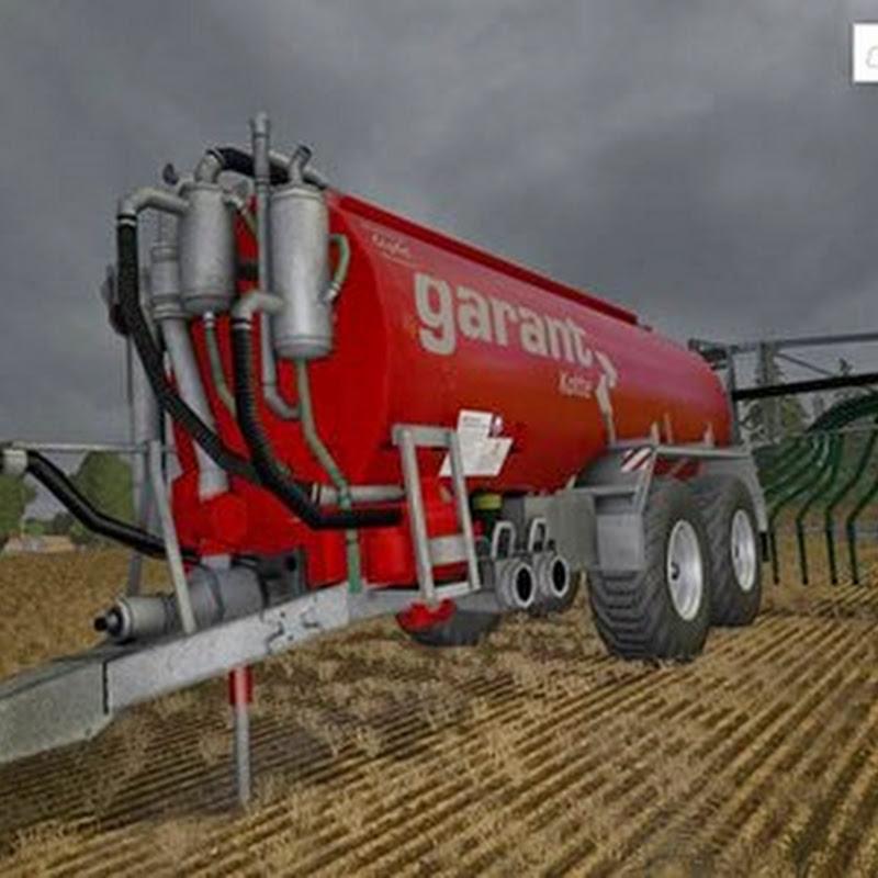 Farming simulator 2015 - Kotte Garant VTL 19500 v 2.0