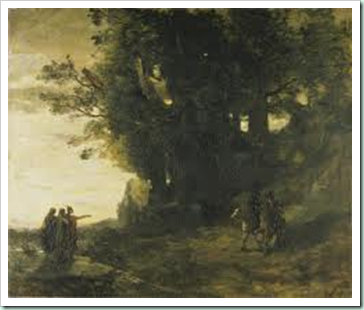 corot macbeth and witches, wallace colleciton