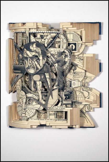 Brian Dettmer sculpteur de livres (14)