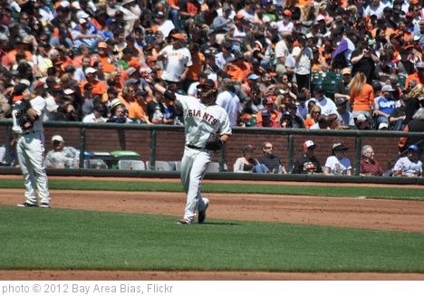 'Brandon Crawford' photo (c) 2012, Bay Area Bias - license: http://creativecommons.org/licenses/by-nd/2.0/
