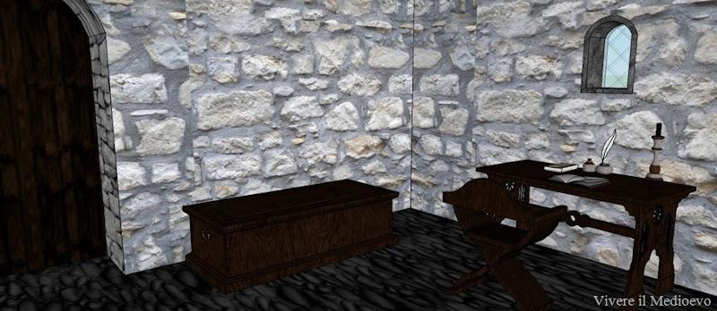 Interno ingresso alla chiesa