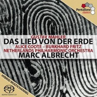 Gustav Mahler: DAS LIED VON DER ERDE [Pentatone PTC 5186 502]