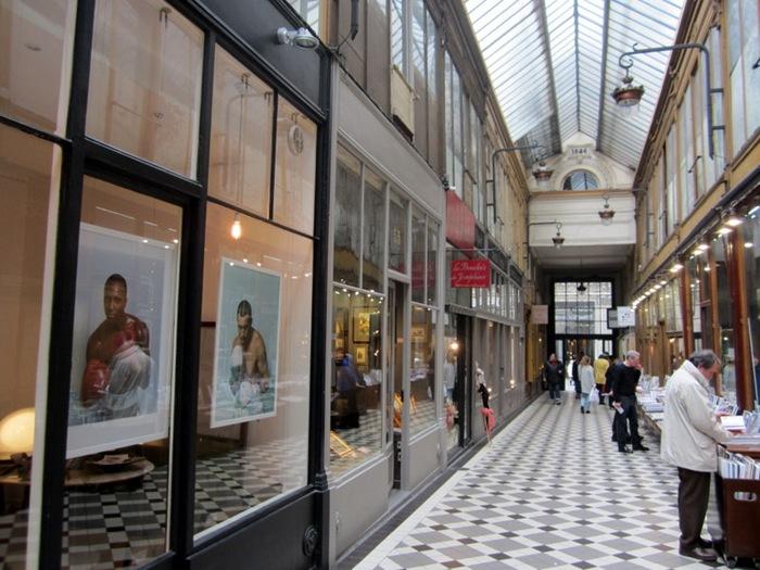 galerie passage paris