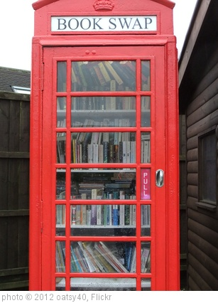 'Book Exchange' photo (c) 2012, oatsy40 - license: http://creativecommons.org/licenses/by/2.0/