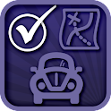 CAR ROAD TRIP PLANNER icon