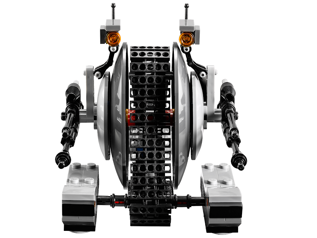 Bricker Construction Toy By Lego 75015 Corporate Alliance Tank Droid