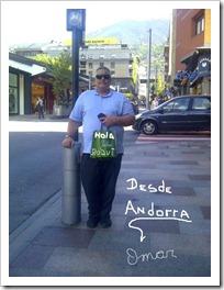 Omar en Andorra