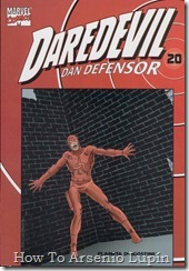 P00020 - Daredevil - Coleccionable #20 (de 25)