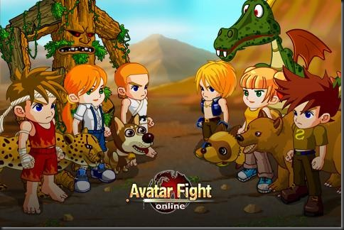 Avatar fight is an exciting online multiplayer game where you collect the best weapons and raise powerful pets to fight other online players!