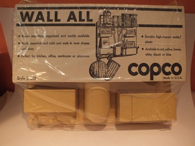 Dorothee Maurer-Becker Wall-All III, biscuit (beige) in original packaging