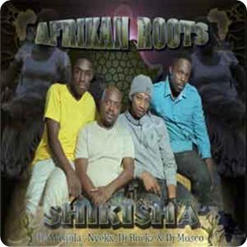 Shikisha EP - Afrikans Roots