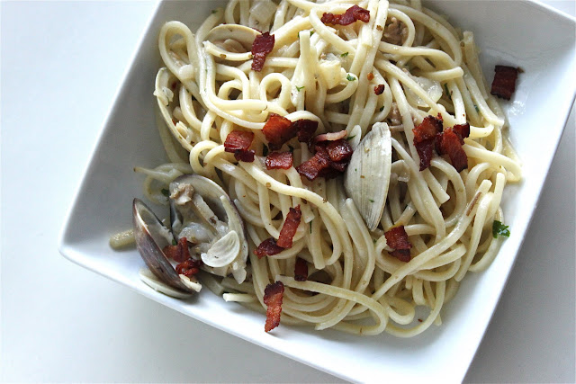 World's Best {Bacon} Clam Sauce
