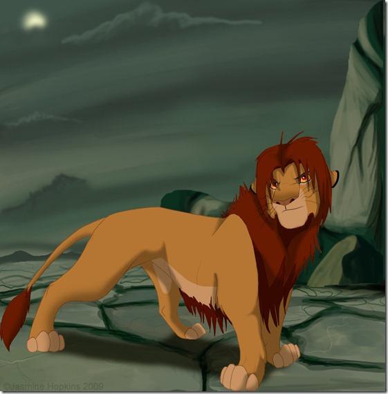 El Rey León,The Lion King,Simba (123)