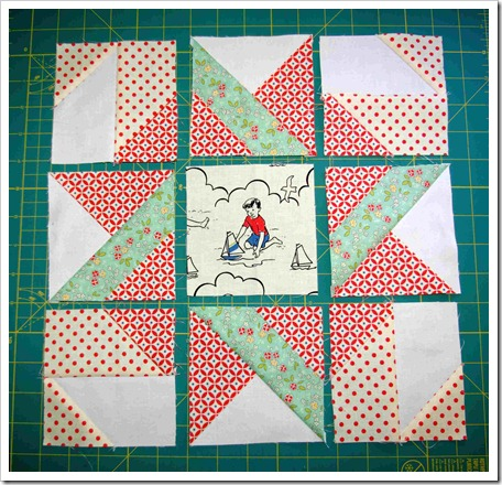frolic variation step 7