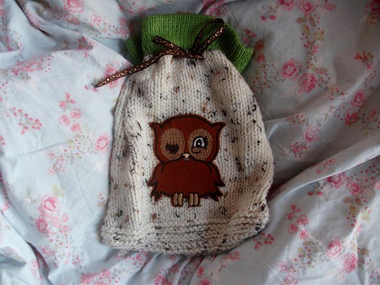 Owl Hotwater Bottle Blog Post